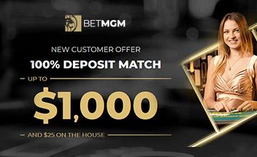 betmgm - Get Your Casino Bonus Now!