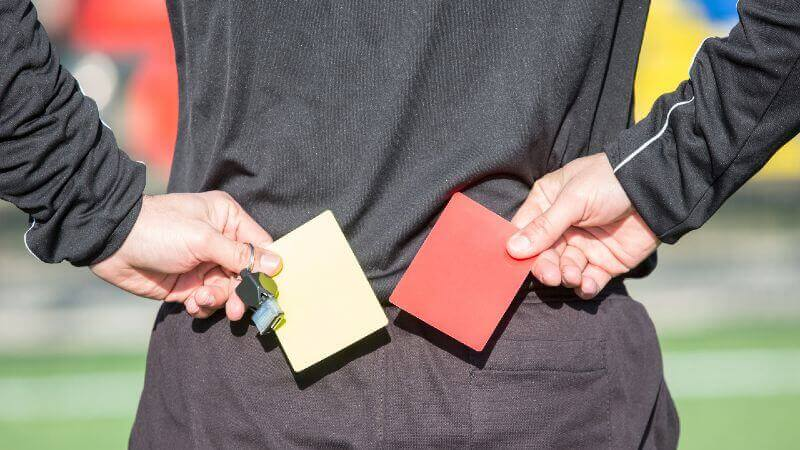 Bad referee decisions that ruined bets