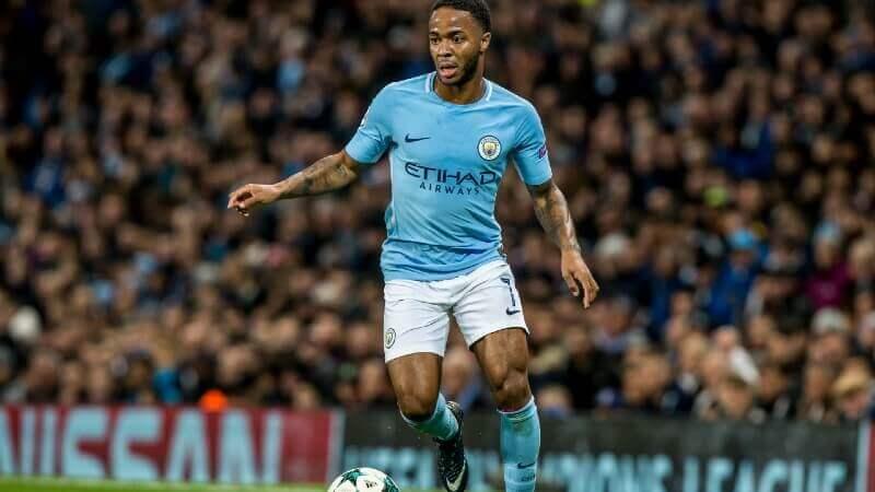 Raheem Sterling player profile spotlight Manchester City
