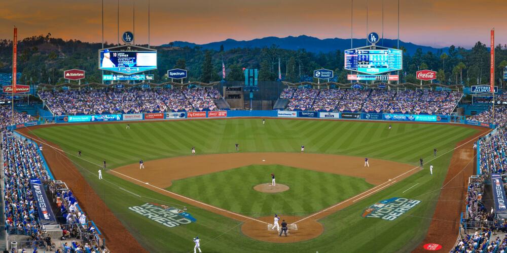 Dodger-Stadium