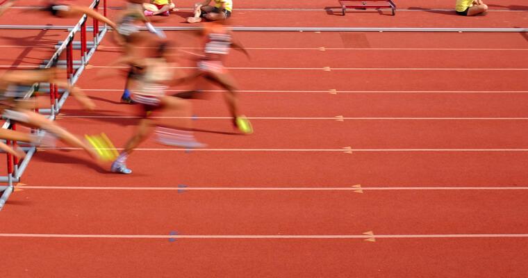 track-hurdles