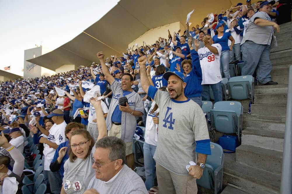 Dodger-Fans